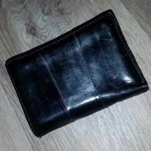 Men's Eel Skin Credit Card Holder